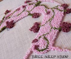 Punchneedle Embroidery - Three Sheep Studio