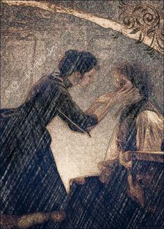 Healing Love, Jamie & Claire #Outlander