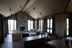 Bilderesultater for peis betong hytte Conference Room, Cabin, Furniture, Home Decor, Pictures, Decoration Home, Room Decor, Cabins, Home Furnishings