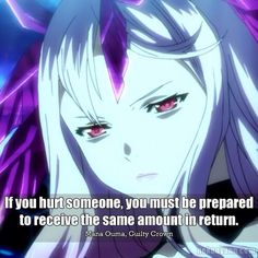 Nana Ouma Guilty Crown