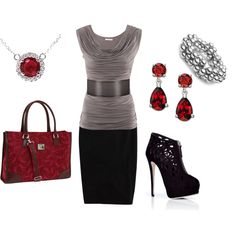 Polished, created by deborah-simmons on Polyvore