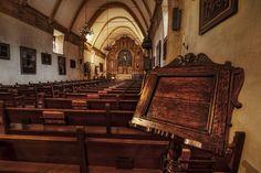 ~San Carlos Borromeo Catholic Mission, Carmel-by-the-Sea,