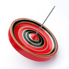 Japanese Spinning Tops / Super Spinner by Masaaki Hiroi
