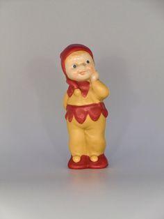 pískací hračka, 50.-60. léta, NOT from  Libuše Niklová