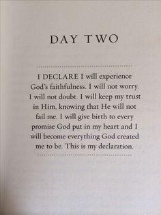"Joel Osteen ""I declare"" 31 promises to speak over Your Life"