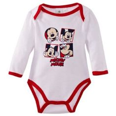 Woah there, Pluto! What a Super Onesie... Mickey Mouse Baby Onesie