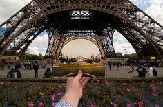 Eiffel Tower. Image courtesy of Jason Powell.