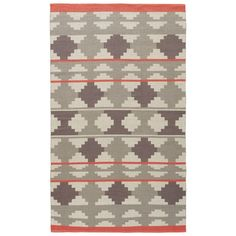 Cotton,Natural Fiber,Wool,(100,200),5' x 8',6' x 9',Flatweave 5x8 - 6x9 Rugs: Enhance your home's comfort level and protect your flooring with versatile 5x8 and 6x9 rugs. Free Shipping on orders over $45!