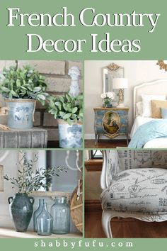 Modern French country decor is one of the most stylish, classy yet cozy home styles. Have a look at these DIY french country decor ideas and projects! #DIY #cottagedecor #frenchdecor #home #officedecor #plantdecor #remodel #modernfrenchcountrydecor #renovation #DIY #SFF225 #frenchcountryfarmhouse #frenchcountrycottage