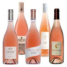 [Sélection] Les vins rosés de l'été Très bon choix ... ;)