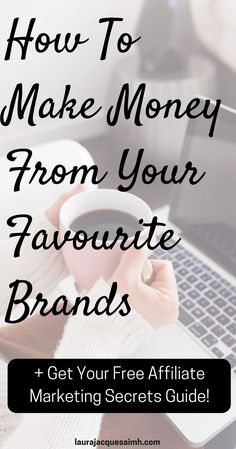 Want to make money from your blog? I show you how to use the affiliate marketing network Awin alongside your blog, to make money from your favourite brands!