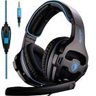 } #Stereo #Gaming Headset with Mic LED Headphone Xbox One PS4 PC Cyber Mon... Share http://ebay.to/2BtQ89U