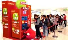 Colgate puts experience at core of green apple campaign | Marketing Interactive
