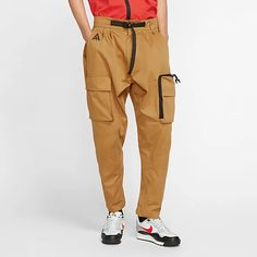 Nike ACG Men's Woven Cargo Pants (Wheat) for girls dresses for men casual for men outfits for men style for women fall for women in for women office for women winter logo mens fashion clothes for men clothes for men rain jackets Nike Acg, What Is Fashion Designing, Become A Fashion Designer, Oregon, Mode Masculine, International Fashion Designers, Fashion Design Portfolio, Man Weave, Cargo Pants Men