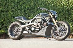 Harley-Davidson V-Rod Cafe Racer http://www.way2speed.com/2014/01/harley-davidson-v-rod-cafe-racer-rsd.html