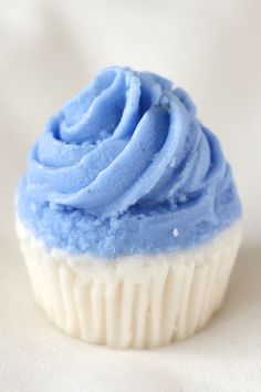 Ocean Breeze Cupcake Soap