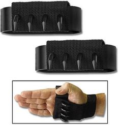 Hand Claws  $16.95  ~These Hand Claws are essentially the same tools as the traditional ninja hand claws which were originally used for purposes such as climbing, scaling, and as a self defense weapon.   They are also great for icy and mountainous terrain while backpacking or hiking.     Comes with 2 hand claws.