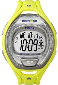 Timex Corporation Timex Ironman Sleek 50 Lime Tw5k961009j