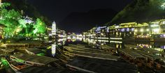 NIGHT SCENARY. by Daadsong Chat-ampaiwong
