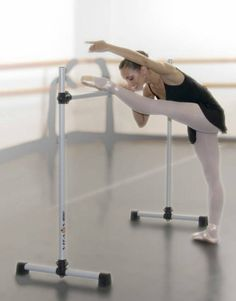Portable Ballet Barre: With the help of this Vita Vibe Ballet Barre ($90), your ballet star will be able to do her favorite barre workout at home —no more using kitchen chairs or step stools as a makeshift barre!