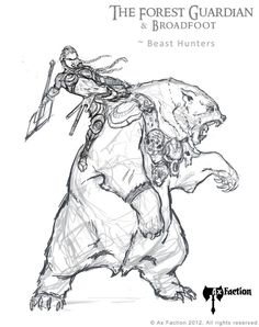 bear warrior - Google Search Character Concept, Concept Art, Character Design, Spirit Bear, Bear Costume, Last Knights, Tlingit, Samurai Warrior, Comic Artist