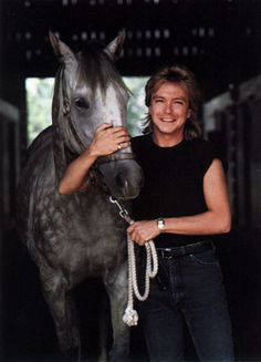 david cassidy+pictures with a horse - Recherche Google