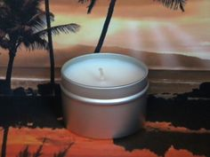 COMFORTABLY RUM Bay Rum Soy Candle Tin  by CountryFolkSoap on Etsy, $6.00