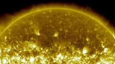 NASA has provided a fascinating snapshot of the Sun with a time-lapse video that squeezes three years of solar activity into three minutes of footage. #sol