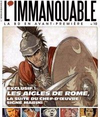 L'immanquable #10 : Les Aigles de Rome
