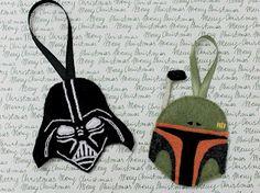 @Jenni Dewsnup Star wars ornaments