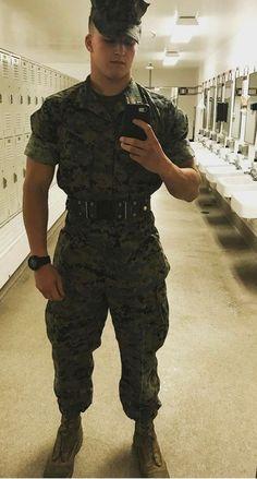 Men in Leather & Boots Hot Army Men, Sexy Military Men, Police, Hot Cops, Hunks Men, Men In Uniform, Raining Men, Muscular Men, Stylish Men