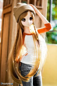 Mirai Suenaga Smart Doll by Shadonia