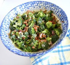 Alice Dreaming: My Favorite Broccoli Salad