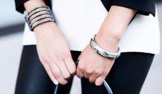 The bracelet that makes sure you won't miss a call