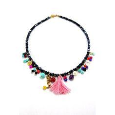 Kristal Püsküllü Şık Kolye 18,00 TL ile n11.com'da! Soophie Accessories Taşlı Kolye fiyatı ve özellikleri, Bijuteri Takılar kategorisinde.