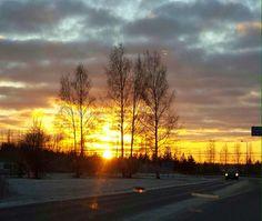 Sunrise 10:10am 29th December 2015 29 December, Sunrise, Celestial, Kids, Outdoor, Young Children, Outdoors, Boys, Children