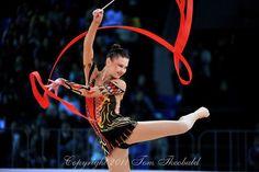 Alina Maksimenko (Ukraine), World Cup (Kiev) 2011