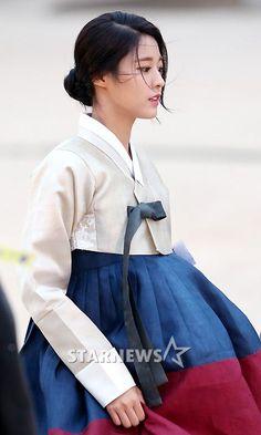 AOA #Seolhyun in #Hanbok