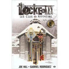 Locke & Key, Tome 4: Les Clés du royaume: