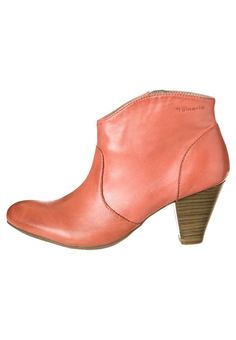 Korte laarzen - Oranje