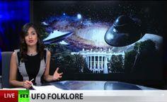 Mark Pilkington: Governo Cria Estórias Sobre UFOs ?