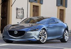 13 Majestic Mazda Concepts #Mazda #sportscars