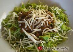 Ιδανική για δίαιτα χαμηλή σε άμυλο, αυτή η εναλλακτική μακαρονάδα από κολοκυθάκια θα σας ενθουσιάσει με την πλούσια γεύση της. Recipe Images, Cabbage, Vegetables, Cooking, Ethnic Recipes, Food, Kitchen, Recipes, Essen