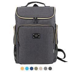 Best College Backpacks Business Laptop Backpack for Men LEFTFIELD 618 | chanchanbag.com | Design makes you feel satisfied Stylish Best College Backpacks