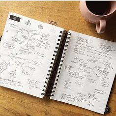 """those """"extra"""" overlap weeks between months are a great place for taking notes or making lists! I always end up filling mine up with brainstorms or podcast call notes. ❤️ @elisejoy #gettoworkbook Bullet Journal, Planners, How To Plan, Book, Instagram Posts, Space, Notes, Floor Space, Report Cards"""