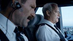 """""""Sully"""", drama com Tom Hanks ganha dois novos comerciais; vem ver"""
