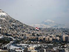 Damascus ...