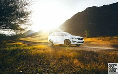 Volvo XC60 R-Design. DRIVEN. An afternoon's drive
