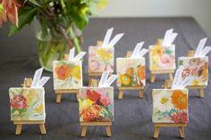 Art-Inspired Wedding Ideas | Weddingbells