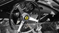 250 GTO intérieur